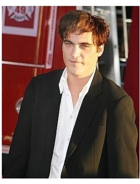 Joaquin Phoenix at the Ladder 49 Premiere