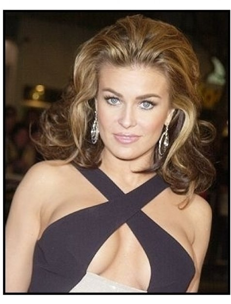 "Carmen Electra at the ""Starsky & Hutch"" Premiere"
