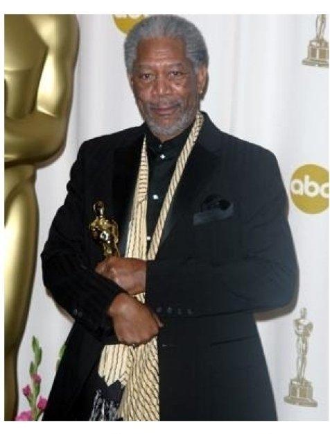77th Annual Academy Awards BS: Morgan Freeman