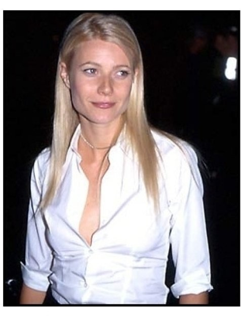 Gwyneth Paltrow at the Snatch premiere