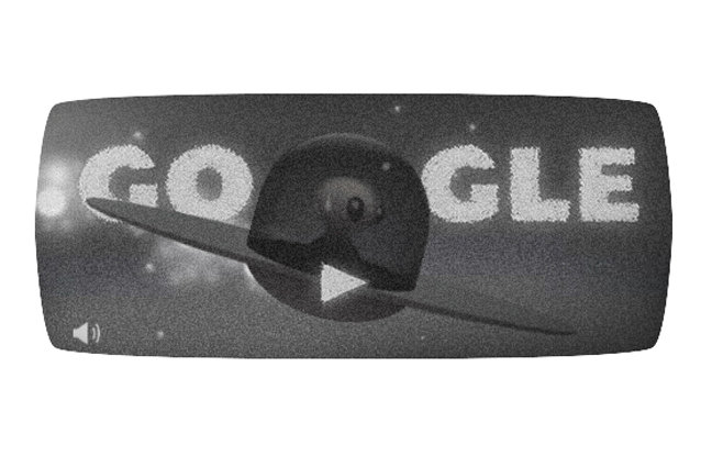 Google Doodle, UFO, Roswell