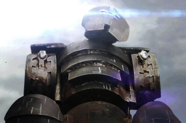 'Broken Toy' Behind the Scenes - Robot