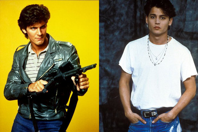 Jeff Yagher, Johnny Depp, 21 Jump Street