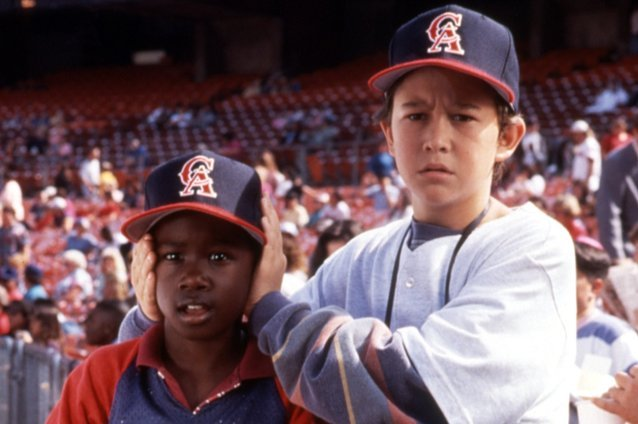 ANGELS IN THE OUTFIELD, Milton Davis Jr., Joseph Gordon-Levitt
