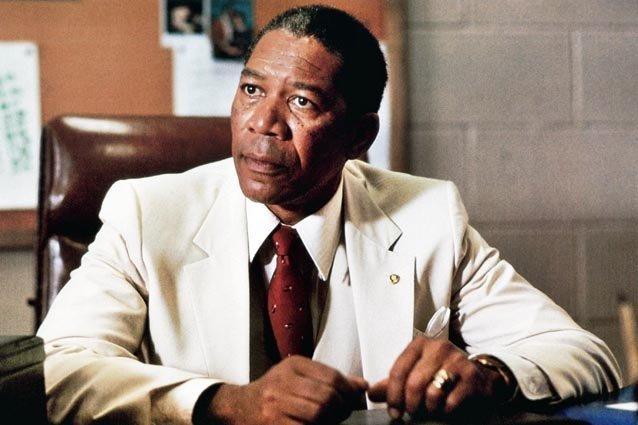 Morgan Freeman, Lean On Me