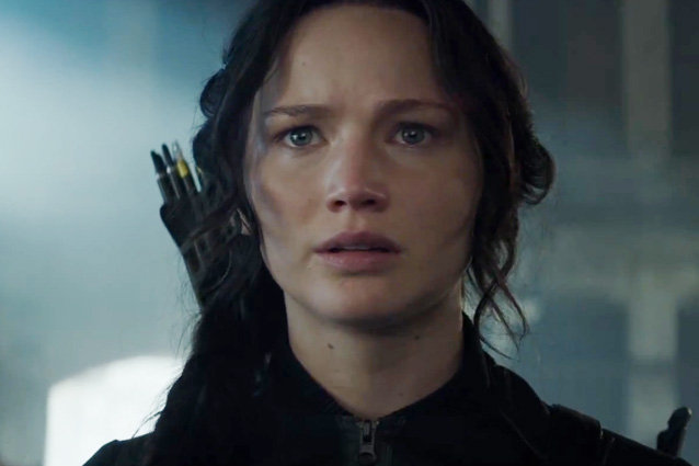 'The Hunger Games: Mockingjay - Part 1' Our Leader The Mockingjay Teaser
