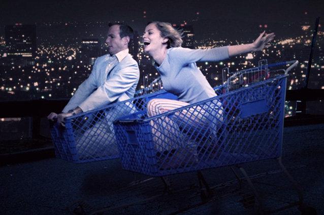 Arrested Development, Will Arnett and Amy Poehler