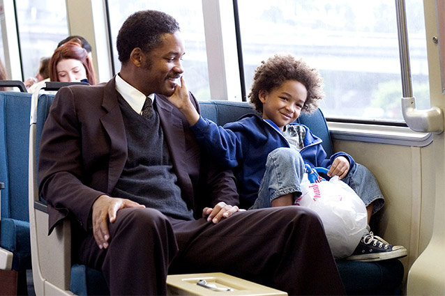 The Pursuit of Happyness, Will Smith, Jaden Smith