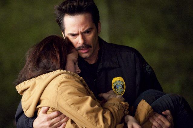 Billy Burke, Twilight, Charlie Swan, Kristen Stewart