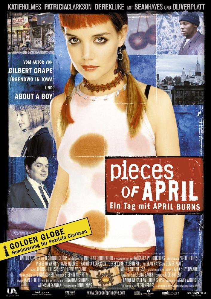 Pieces of April